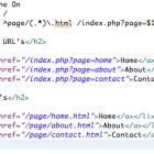 SEO URL's