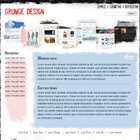 Grunge Website