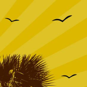 birds Create Retro Graphics in Photoshop